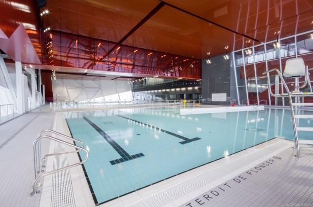 Complexe Sportif de Ville St-Laurent CSSL