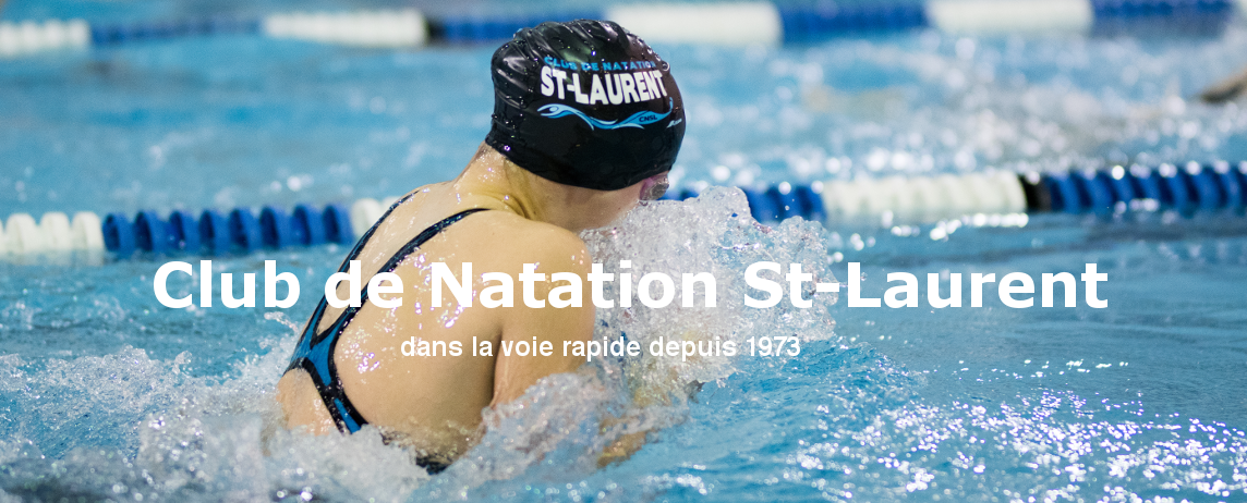 Club de Natation Saint-Laurent